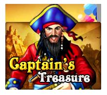 เกมสล็อต Captain's Treasure