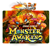 เกมสล็อต Fish Hunter Monster Awaken