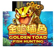 เกมสล็อต Fish Hunting: Golden Toad