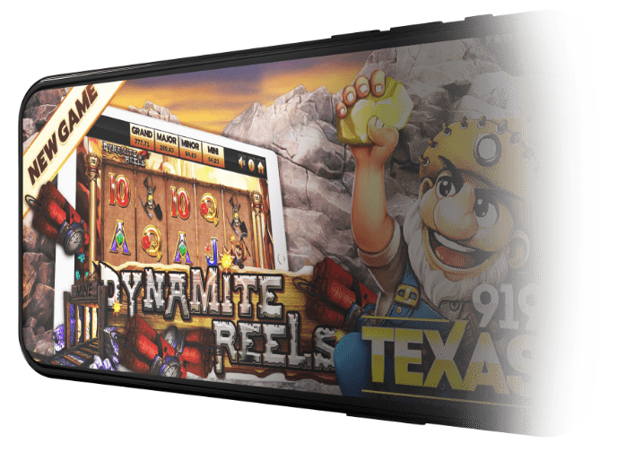 Joker Gaming texas mobile image